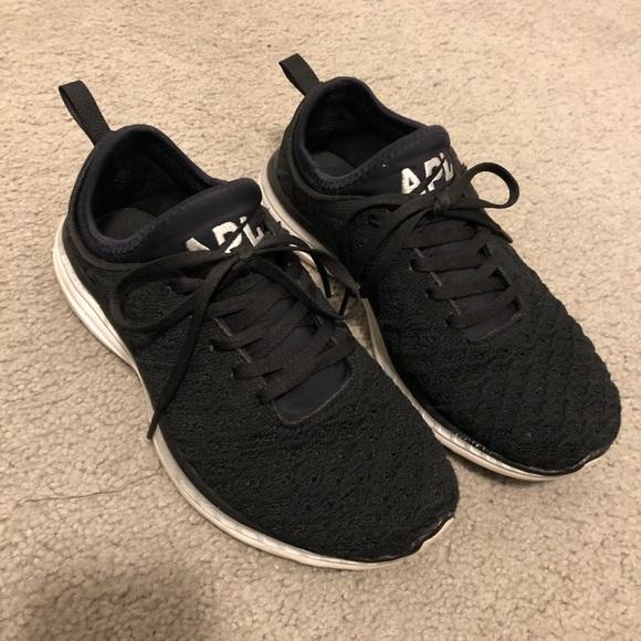 APL Shoes | Techloom Phantom Black Size